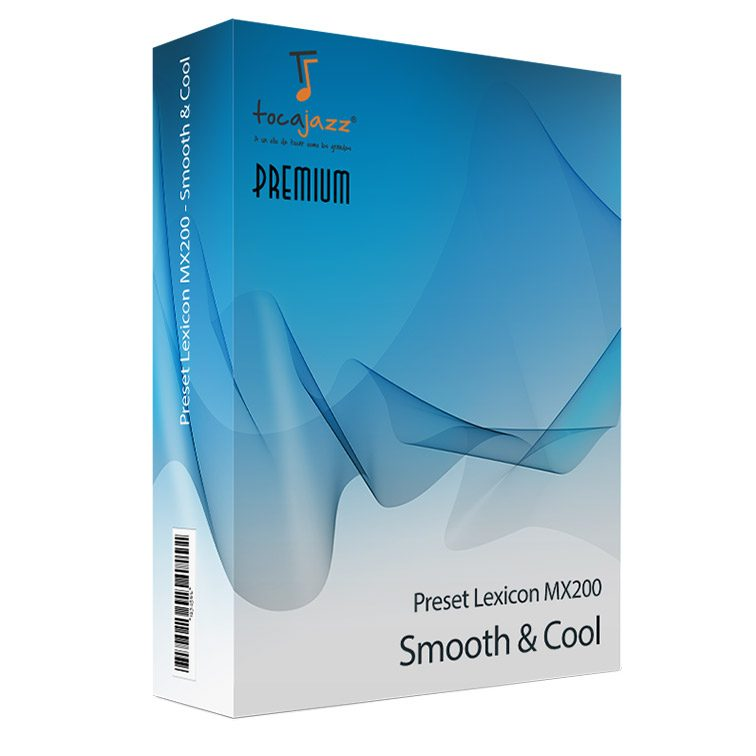 Producto: Preset Lexicon MX200 Smooth and Cool